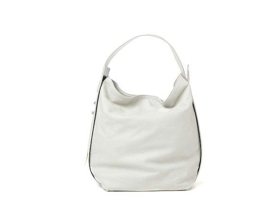 Demetra<br>White 3D logo bag