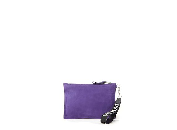 Madeline<br>Purple clutch