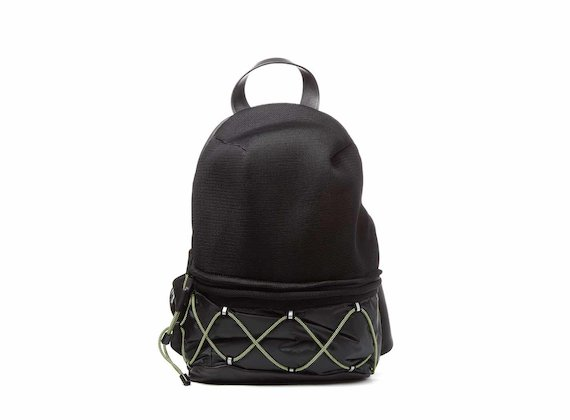 Axel<br />Technical backpack with elastic cord