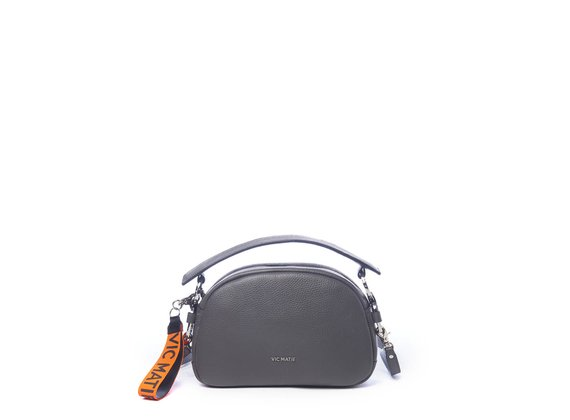 Babbs Big<br> grey shoulder bag