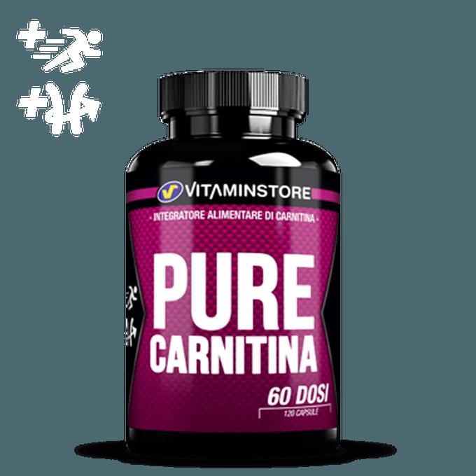 Pure Carnitina