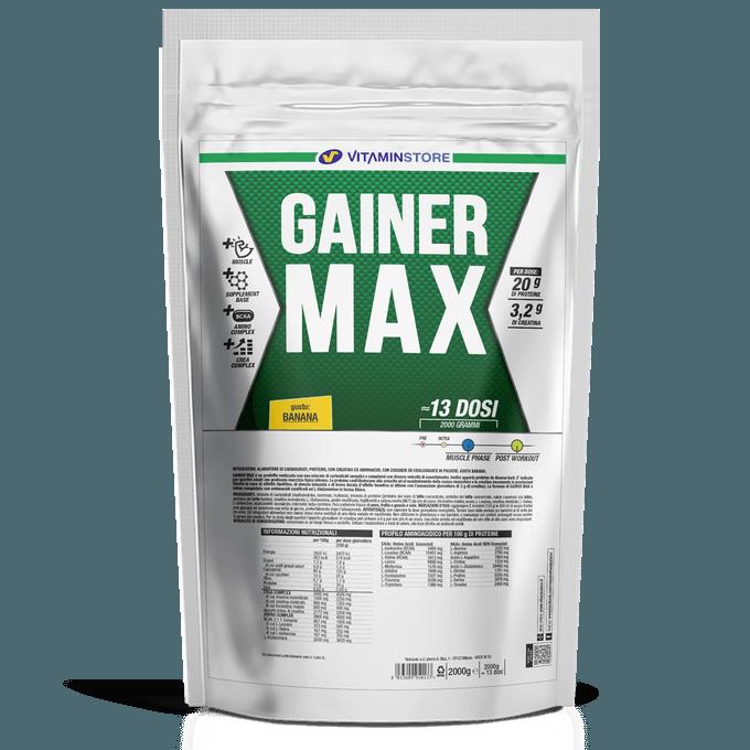 GAINER MAX
