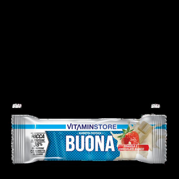 BUONA  Fragola/Cioccolato bianco