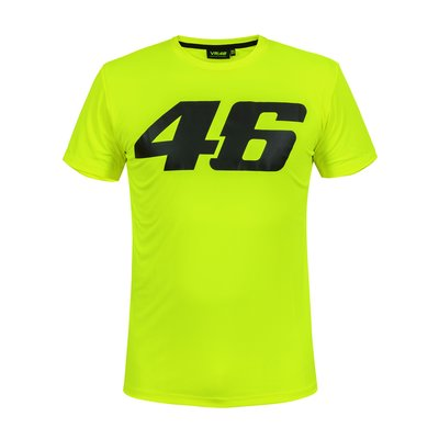 Core large 46 t-shirt yellow fluo - Yellow Fluo