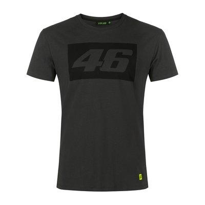 T-shirt Core 46 a contrasto nero
