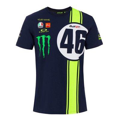 T-shirt a maniche corte replica 46 Abu Dhabi
