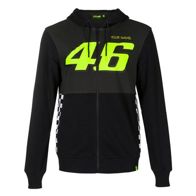 46 The Doctor race hoodie