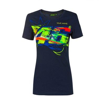 T-Shirt Damen Winter Test