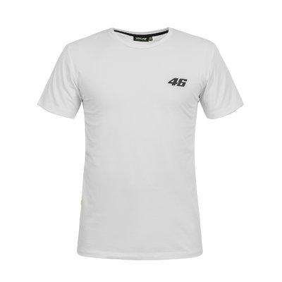 T-shirt Core small 46 bianca