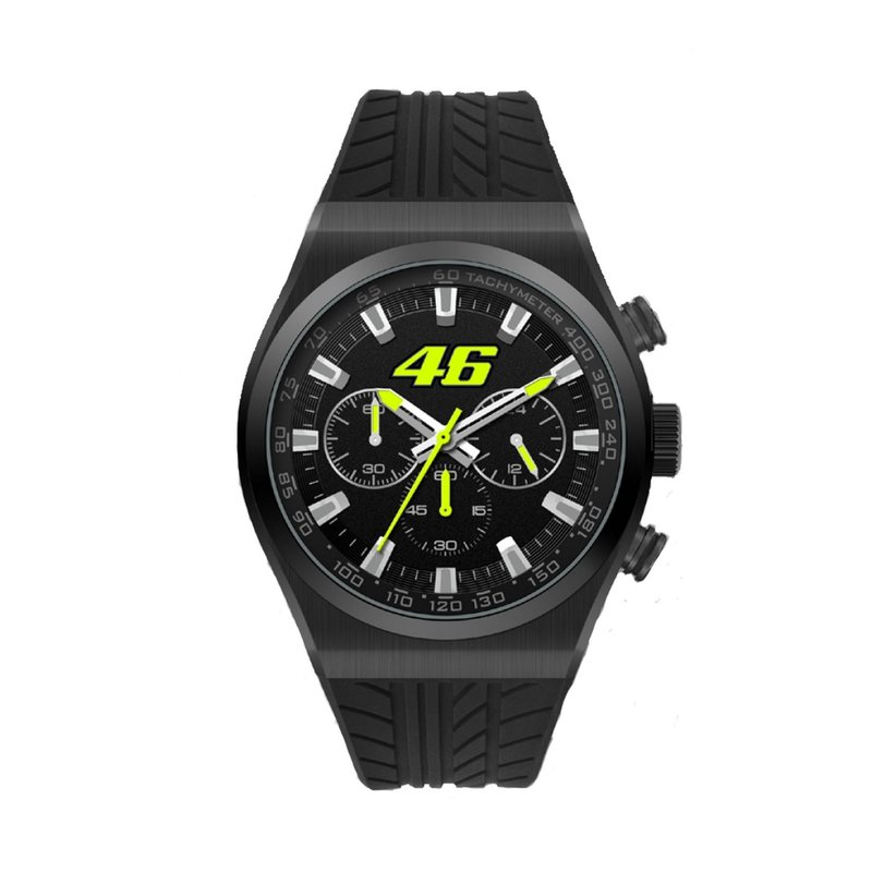 Vr46 Chrono Watch -   VR46 Official StoreVR 46 Store