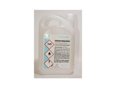 Hidroalcohol higienizant 5L - Pack 4 u. - 26.78€/u (sense IVA)
