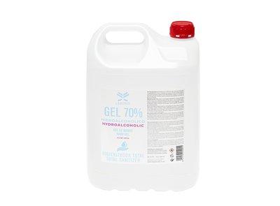 GEL Hidroalcoholic Manso ALOE VERA 5L - Pack 5 u. - 21.55€/u (sin IVA)