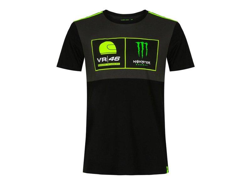 Valentino Rossi VR46 Moto GP Riders Academy Vest Nero Ufficiale 2019