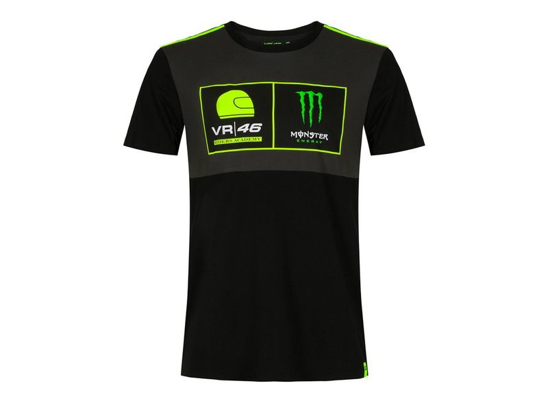 T-shirt Academy VR46 Monster