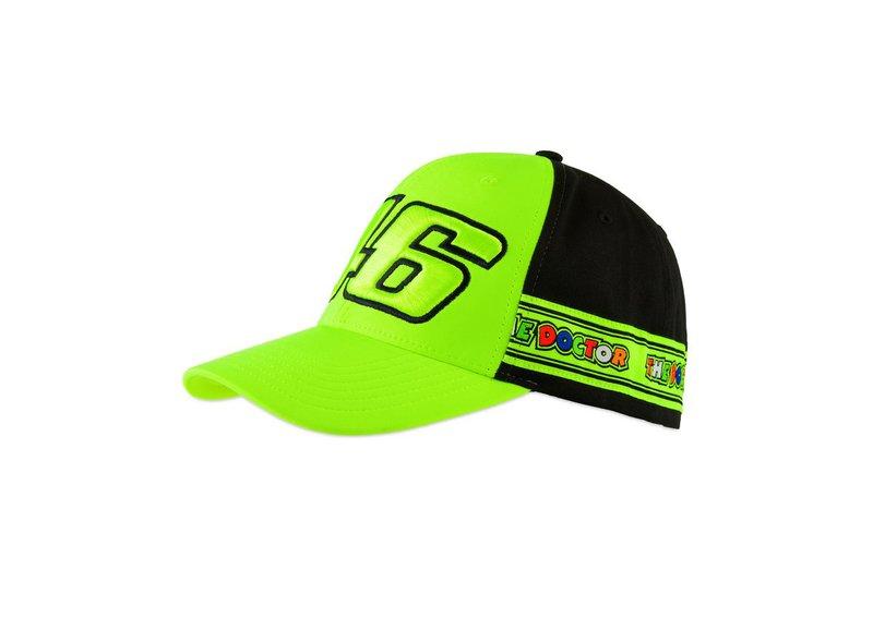 Cappellino Valentino Rossi 46