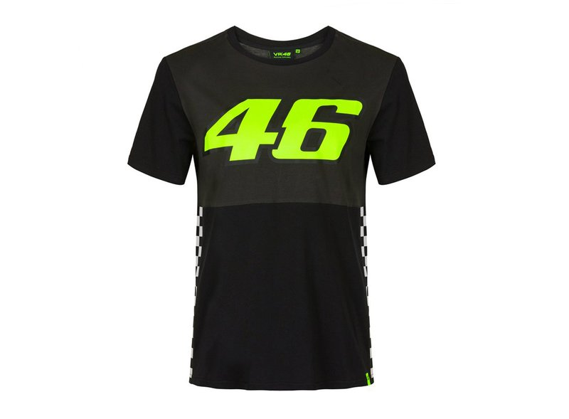 Camiseta Valentino Rossi Race - Multicolor