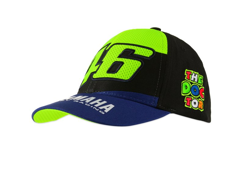 Casquette enfant Yamaha Valentino Rossi - Blue