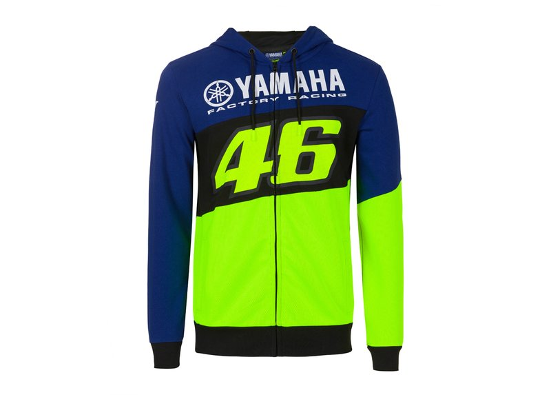 Sweat-shirt Yamaha Valentino Rossi - Blue