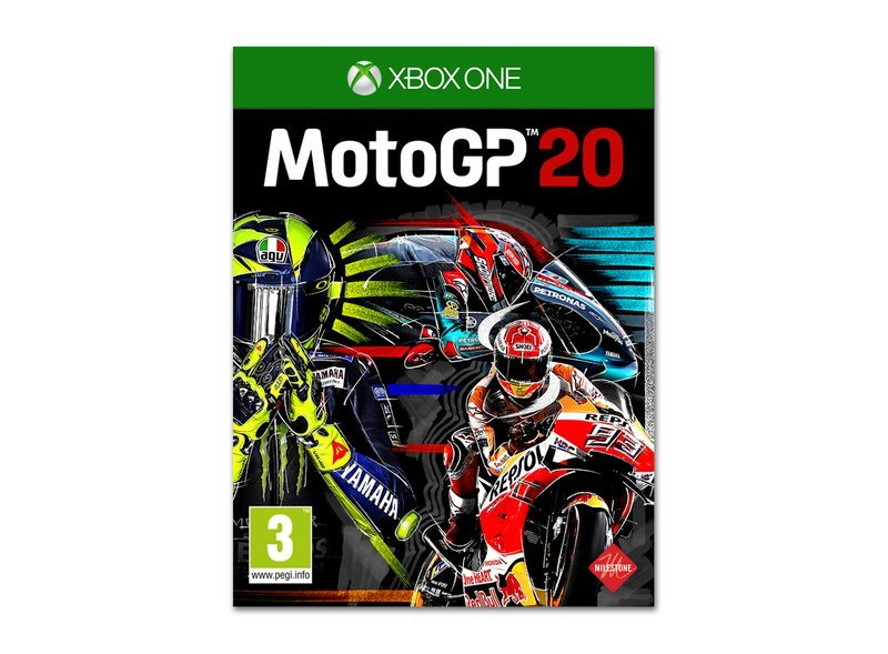 XBOX One MotoGP™ 2020 - Black