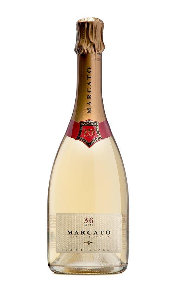 Libiamo - Lessini DOC Durello 36 mesi by Marcato (Italian Sparkling Wine) - Libiamo
