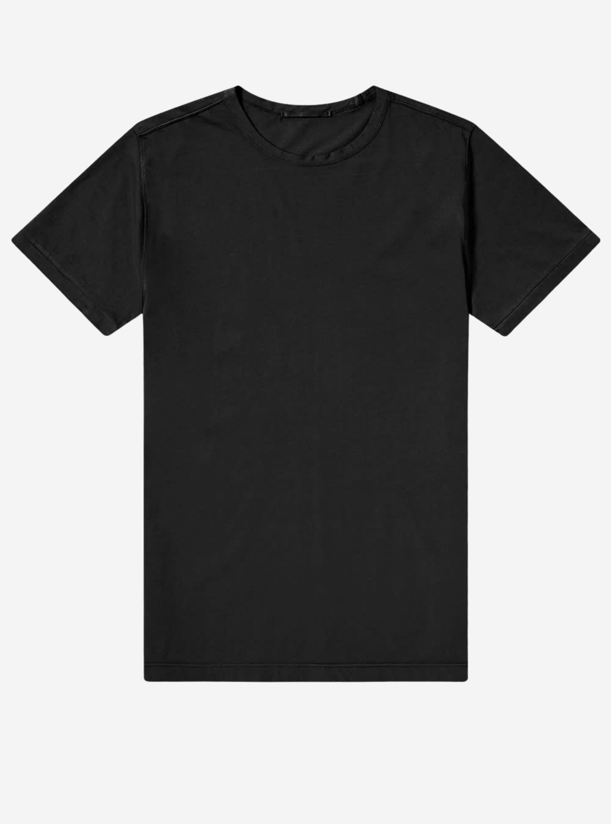 TEN C - BACK LOGO TEE - Black - TEN C