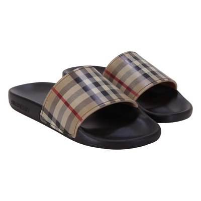 Burberry MINI FURLEY sandals