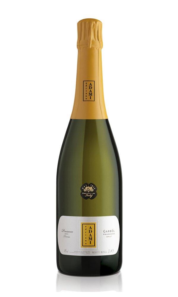 Prosecco DOC Treviso Garbel by Adami (Italian Sparkling Wine)
