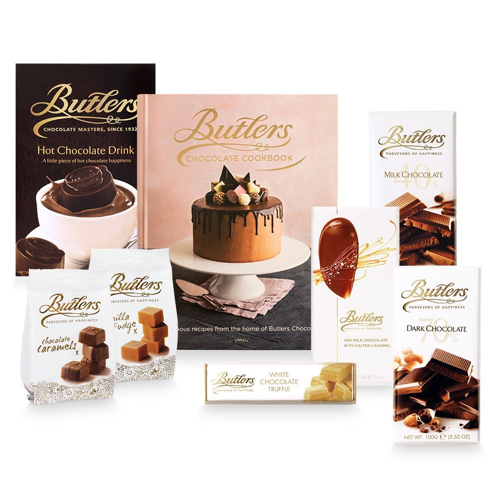 Butlers Chocolate Cookbook Collection