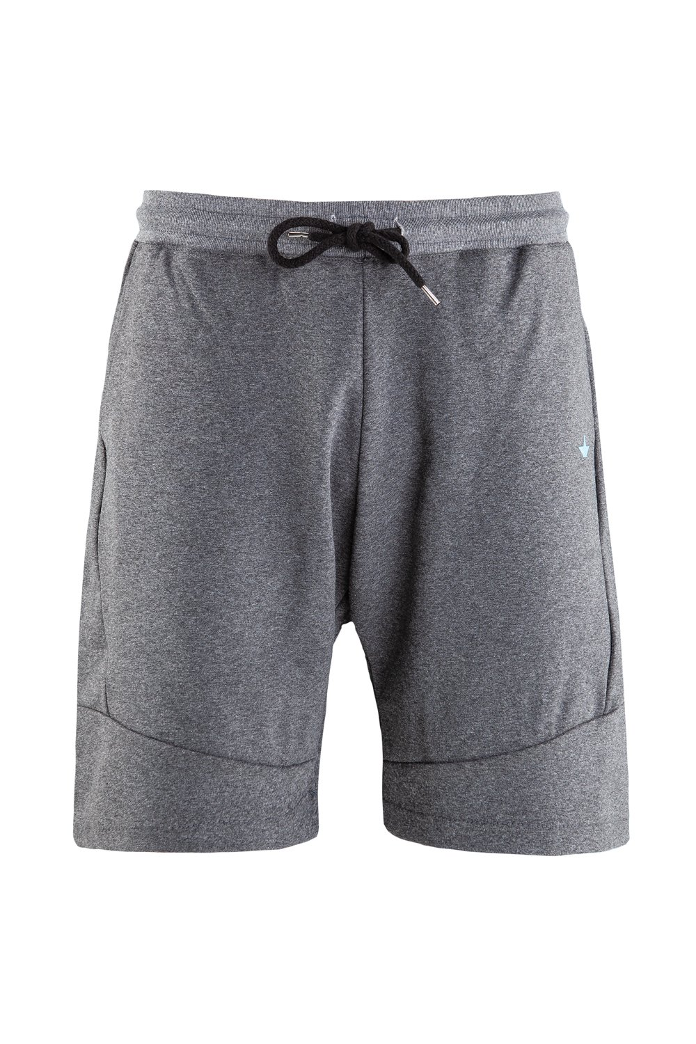 Technical fleece shorts