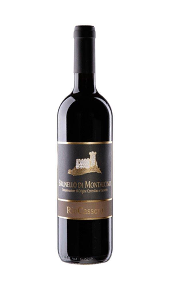"""Brunello di Montalcino DOCG """"Rio Cassero"""" by Caparzo (Italian Red Wine)"""