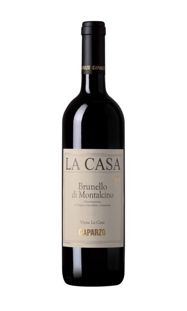 Brunello di Montalcino La Casa by Caparzo (Italian Red Wine)