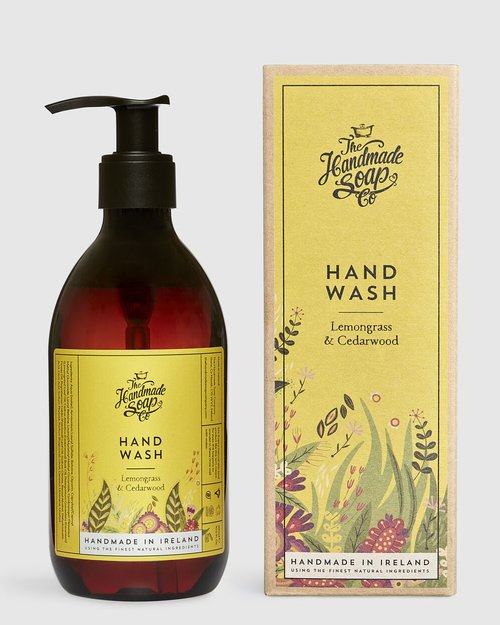Lemongrass & Cedarwood Hand Wash