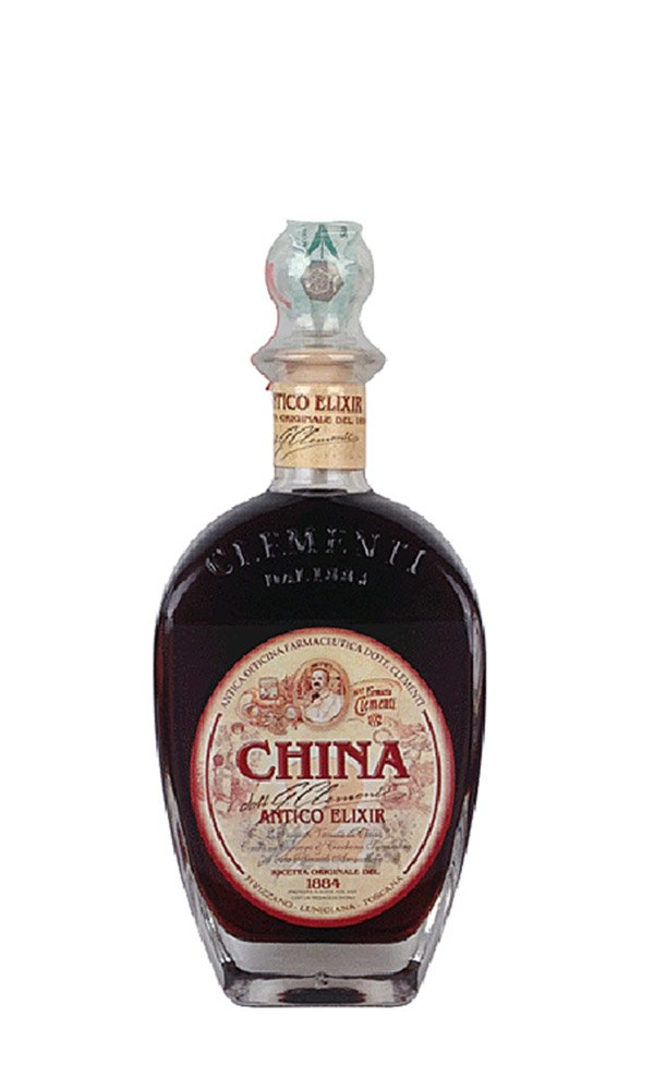 China Antico Elixir by Clementi (Italian Liqueur)