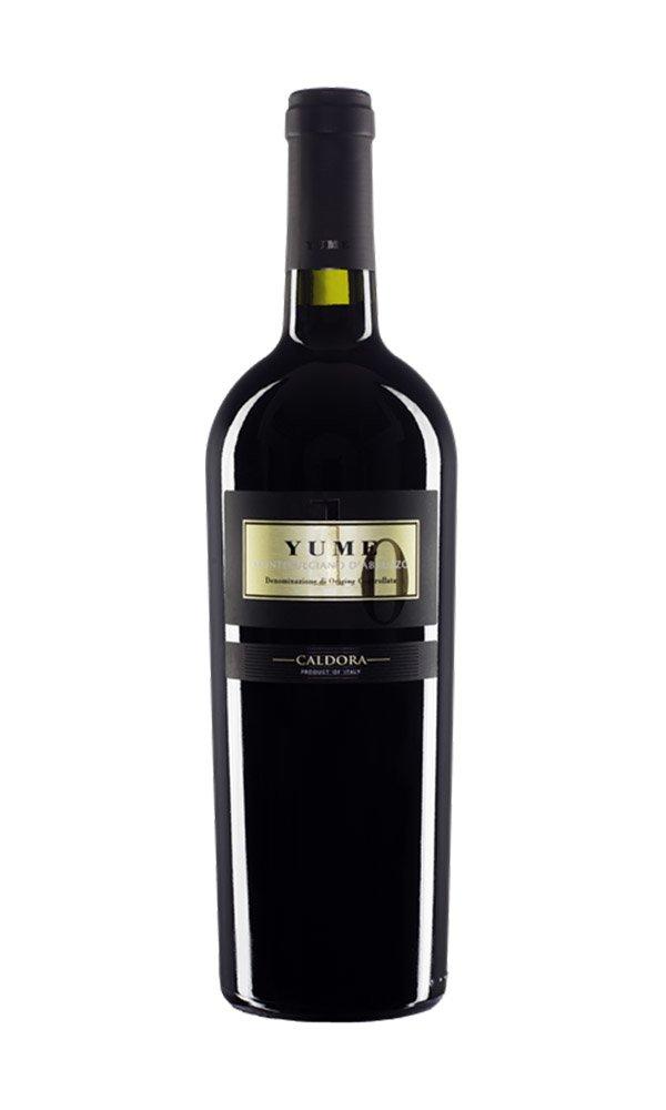 Montepulciano d'Abruzzo Yume by Caldora (Italian Red Wine)