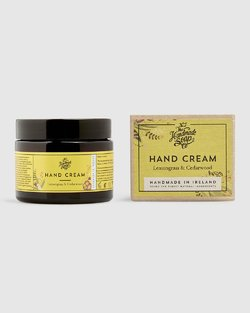 Lemongrass & Cedarwood Hand Cream