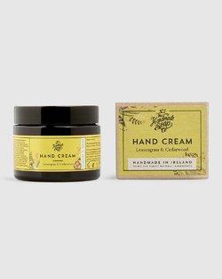 Lemongrass & Cedarwood Hand Cream