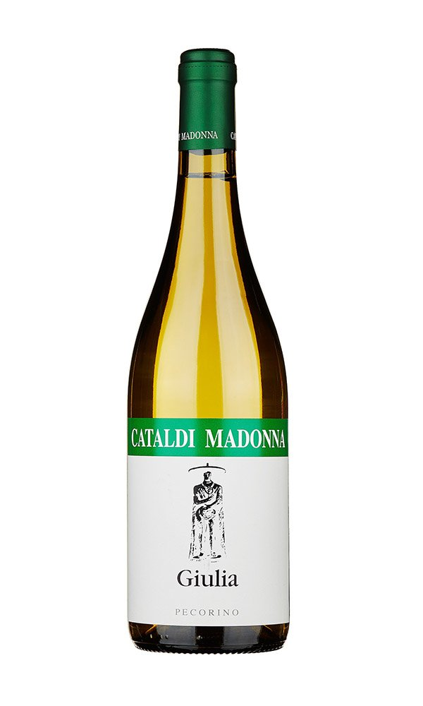 Pecorino 'Giulia' by Cataldi Madonna (Italian White Wine)