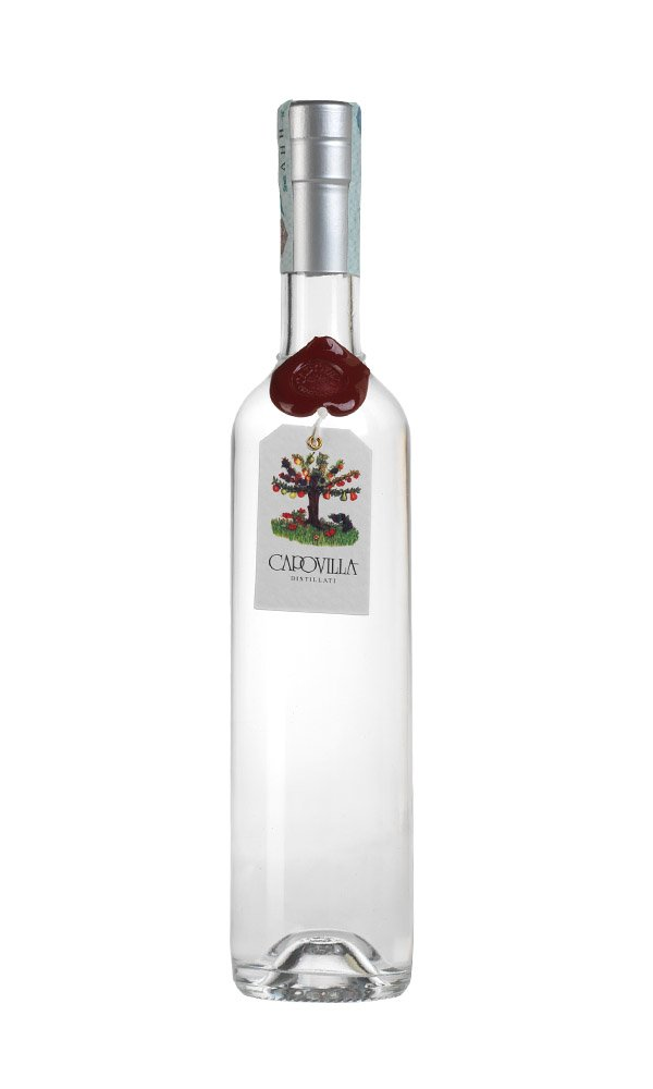 Grappa di Merlot by Capovilla Distillati (Italian Grappa - 500 ml)
