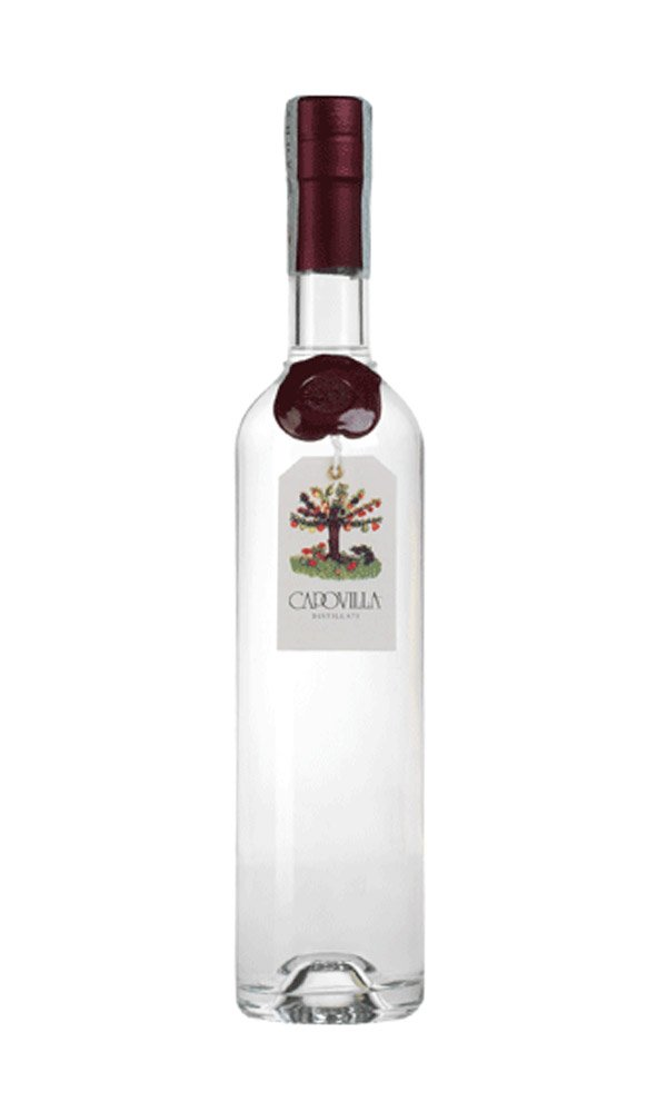 Grappa di Brunello di Montalcino by Capovilla Distillati (Italian Grappa - 500 ml)