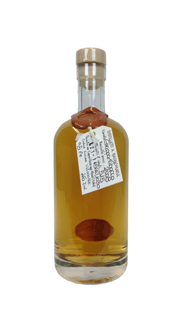 Grappa Tabacco Amarone by Capovilla Distillati (Italian Grappa - 500 ml)