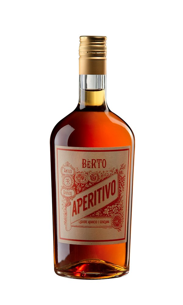 Aperitivo Berto by Antica Distilleria Quaglia (Italian Liqueur)
