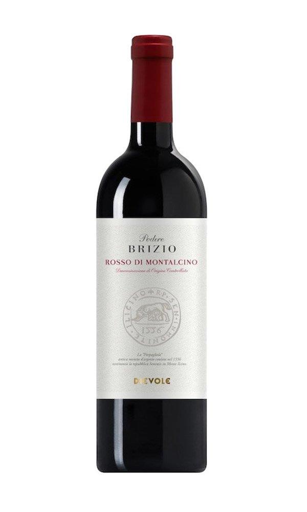 Rosso di Montalcino Podere Brizio by Dievole (Italian Red Wine)
