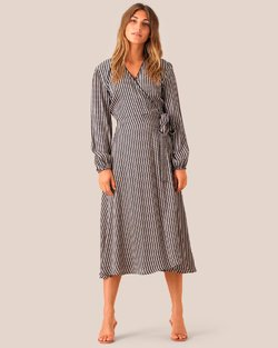Ed Wrap Dress