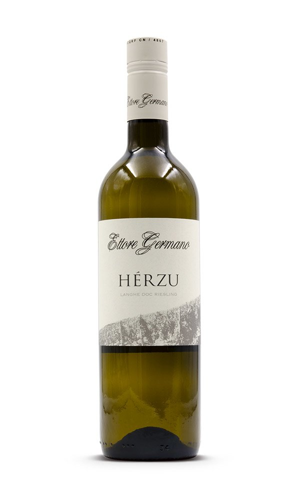 Riesling Renano Herzu by Ettore Germano (Italian White Wine)