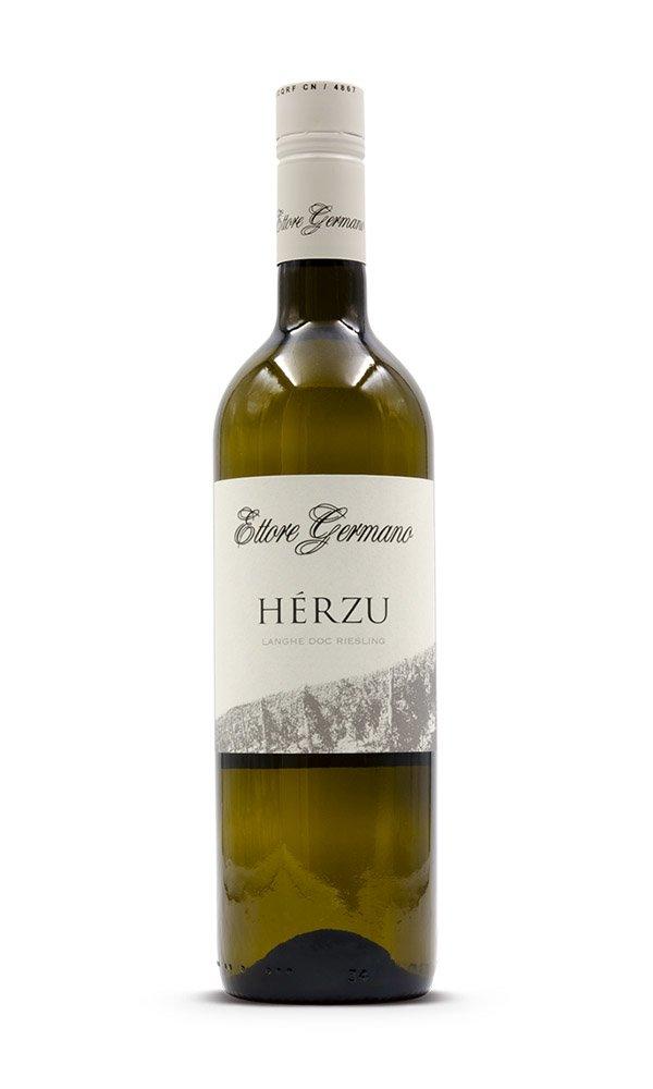 Riesling Renano Herzu by Ettore Germano (Italian White Wine)