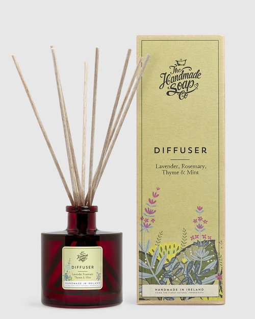 Lavender Rosemary Thyme & Mint Diffuser