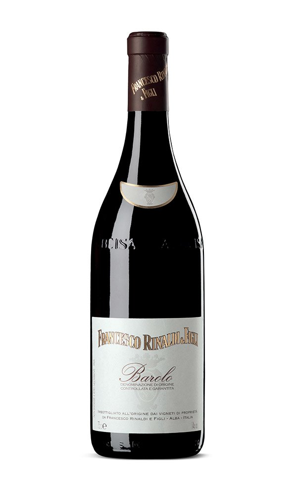 Barolo DOCG by Francesco Rinaldi (Italian Red Wine)