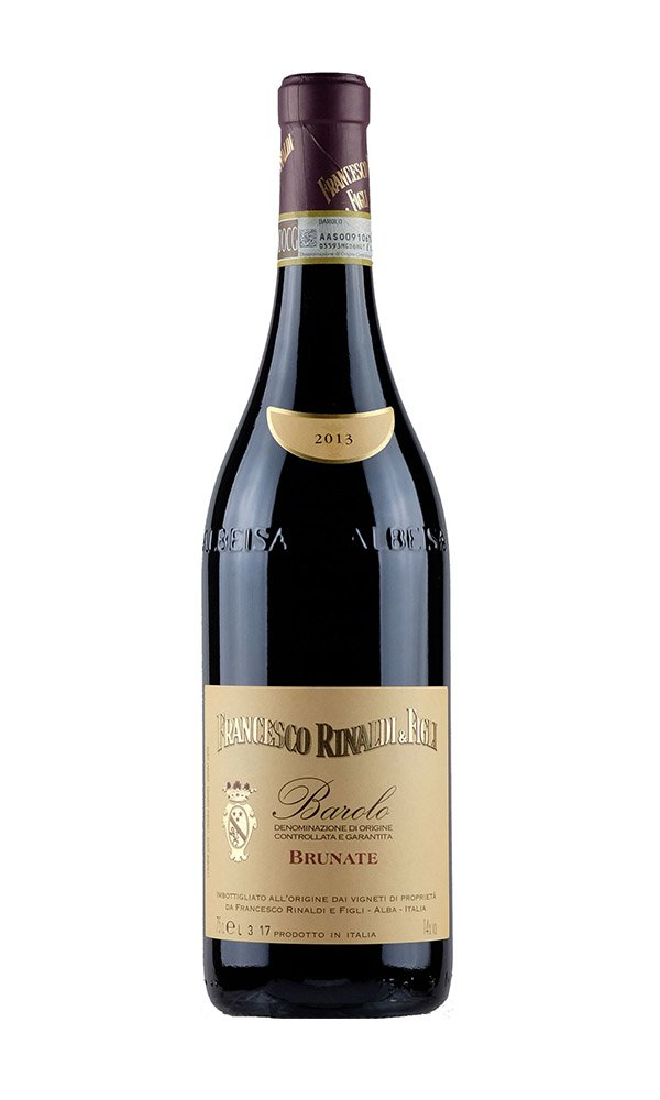 Barolo Le Brunate by Francesco Rinaldi (Italian Red Wine)