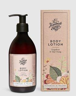 Grapefruit & May Chang Body Lotion