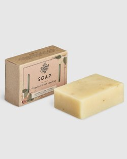Grapefruit & Irish Moss Soap